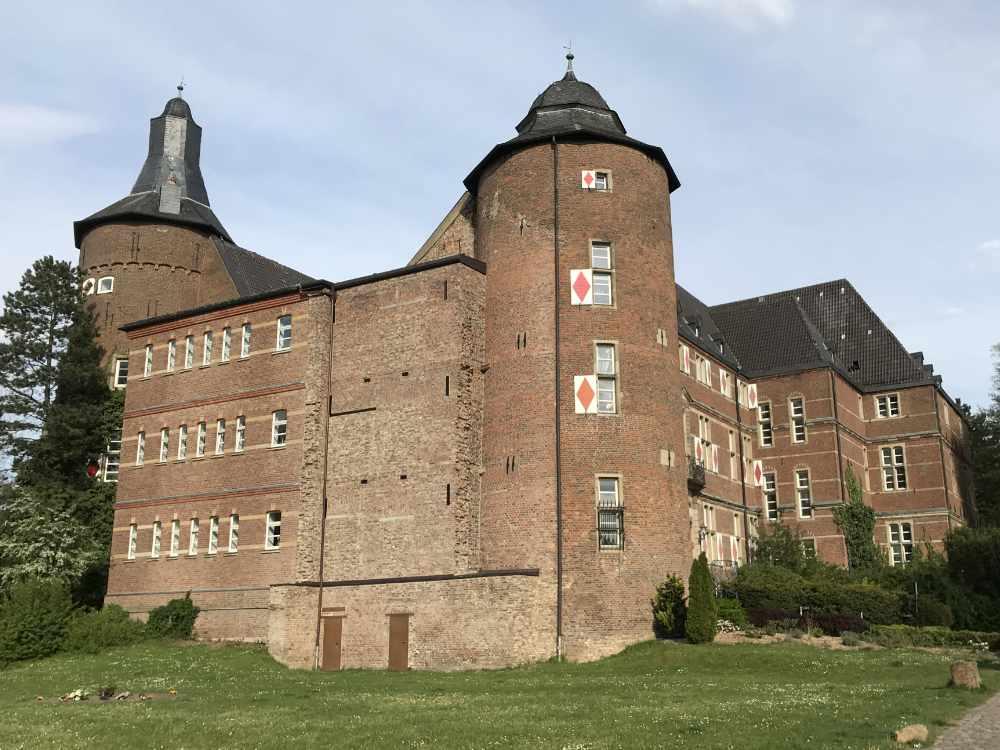 Schloss Kirche für Bedburg